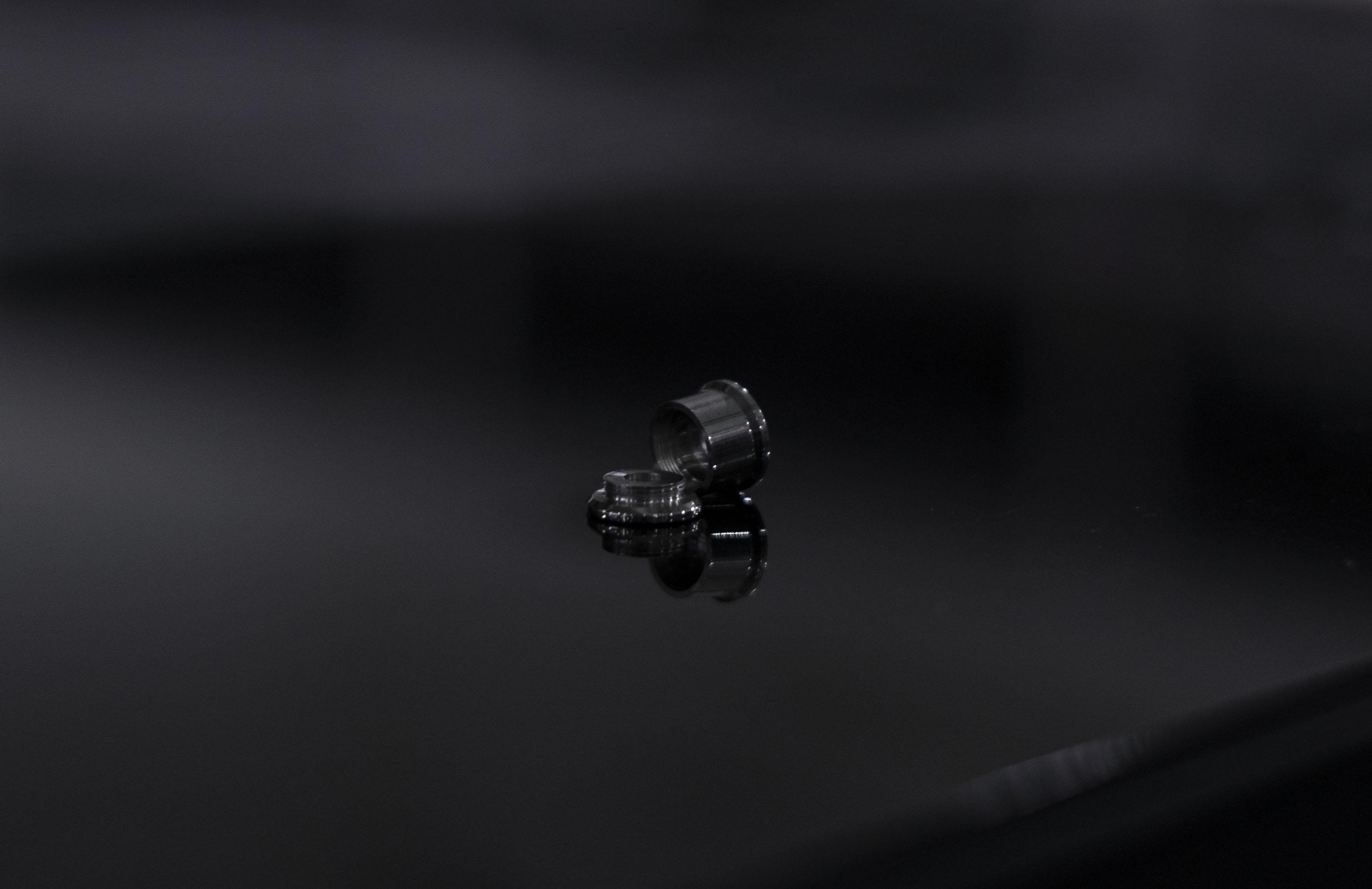 tunel com sistema de rosca